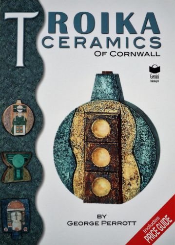 Troika Ceramics of Cornwall Book